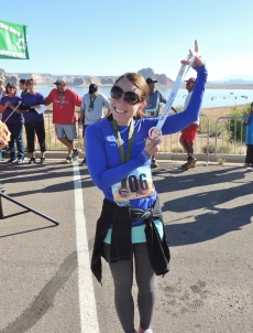 VR Lake Powell Half Marathon 2013