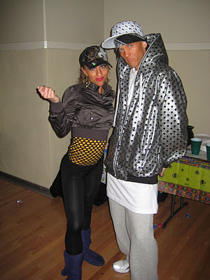 Ghetto Couple