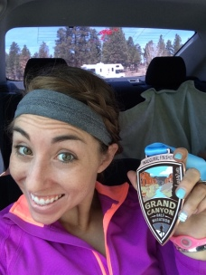 VR Grand Canyon Half Marathon & Video