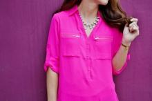 Haute Pink