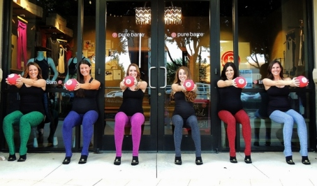 Pure Barre & Pregnancy